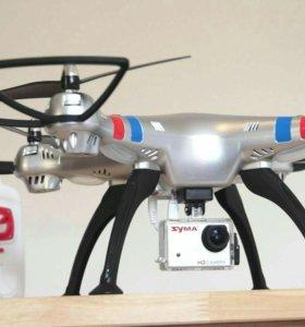 Квадрокоптер Sima X8G