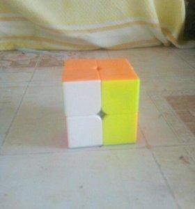 Кубик рубика 2•2