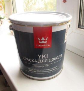 Краска Тиккурила, 3,5 кг, белая