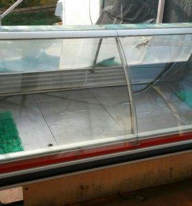 Витрина-холодильник