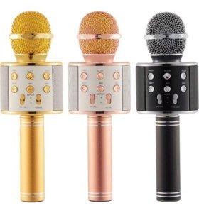 WS858 микрофон