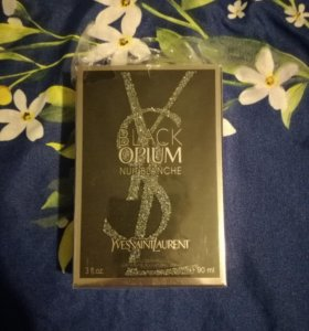 Духи Black Opium YSL Saint Laurent оригинал 90 мл