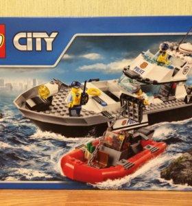 LEGO CITY 60129 полицейский патруль
