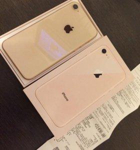 iPhone 8 Golg