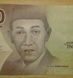 5000 рупий (Индонезия 2016г.) ПРЕСС