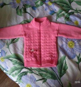 свитер на 2 года