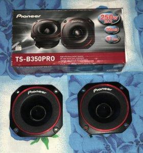Рупора pioneer ts-b350pro