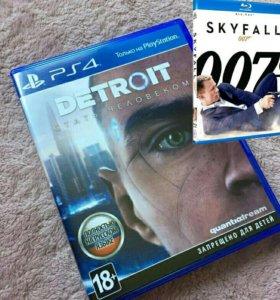 Detroit: Стать человеком + (PS4)