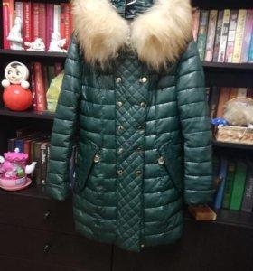Продам зимний куртку