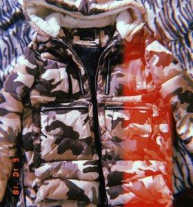 Куртка - трансформер