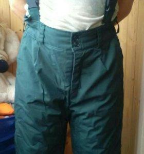 Штаны ватные,новые,52-54 размер