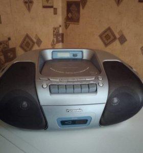 CD-магнитофон