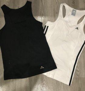 Майки для фитнеса adidas, размер S