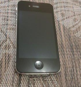 Айфон 4 s 16 гб. Черный