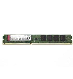 2 оперативки DDR3 по 4Гб