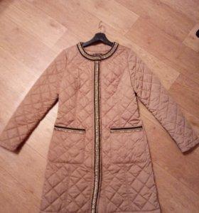 Куртка-пальто жен.р.48