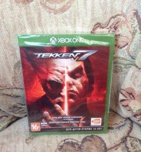 Tekken 7 Xbox One силд