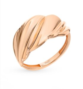 Кольцо золотое, подвеска из золота в подарок