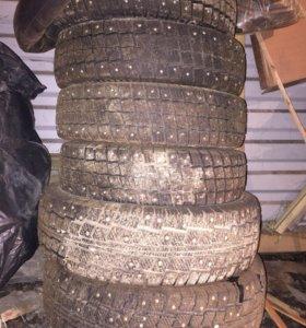 Зимние шины на грузовик