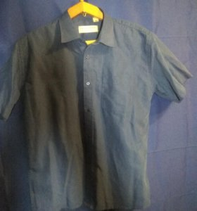 Рубашка синея