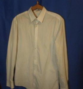 Рубашка белая Easy Iron