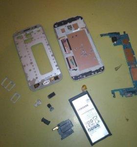 Samsung j3 на запчасти