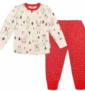 Пижама crockid 74-86 р-р