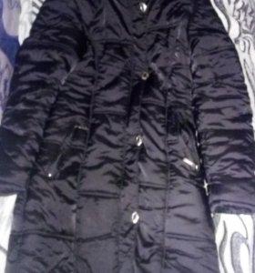 Тёплая куртка,отличное состояние