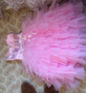 Платье на выпускной детсада