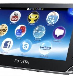 PS Vita+ 14 игр