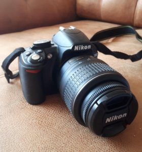 Фотокамера Nikon D3100