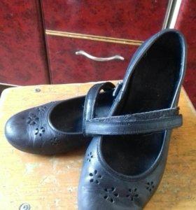 Туфли Clarks Кожа натуральная