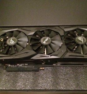 Видеокарта Asus Strix GTX 1060