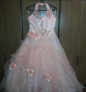 Платье на выпускной 40 - 44