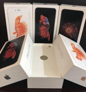 iPhone 6s 16/64gb, Новые с гарантией от магазина