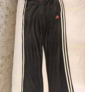 Adidas женские спортивные штаны