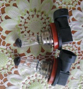 Лампочки H8 12v 35w
