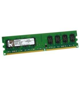 Озу DDR DDR2 для настольного пк
