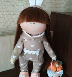 Кукла Заюша