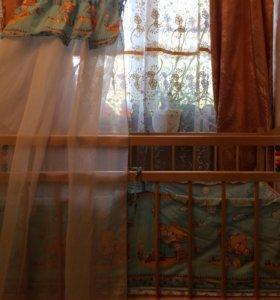 Кровать детская 120*60