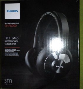 Наушники Philips SHP6000