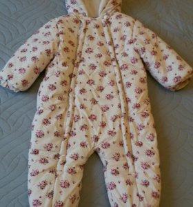 Комбинезон демисезонный Baby Go, 80 размер