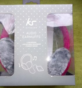 Наушники Kitsound Audio Earmuff