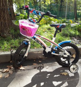 Велосипед для девочек и мальчиков