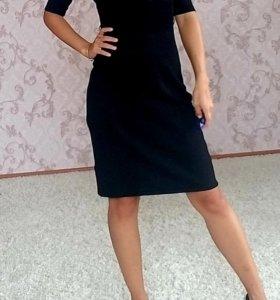 Платье из вискоза