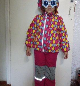 Верхняя одежда на девочку
