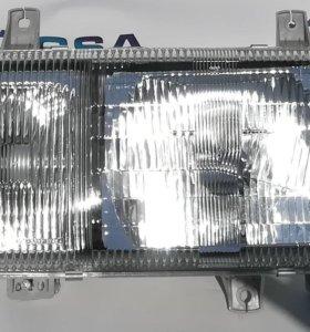 Передняя фара (DV11, DE12TIS, DV15TIS) на Novus SE
