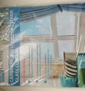 Салфетка для очистки стекол