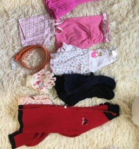 Вещи для девочки 6-8 лет