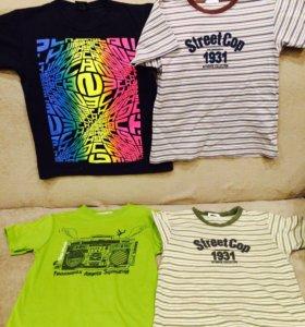 6 футболочек